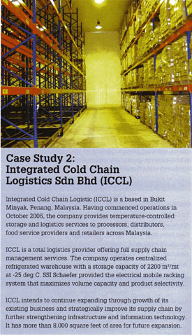 Integrated Cold Chain Logistic Sdn  Bhd  (ICCL) | we are